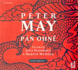 CD Pán ohně -  Peter May